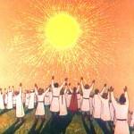 Встреча Ра – солнца