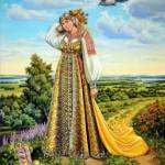 Богиня Жива