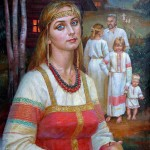 Суженый в славянской культуре