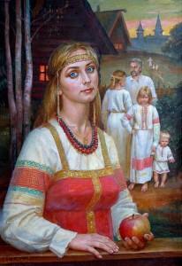 Суженный в Славянской Культуре