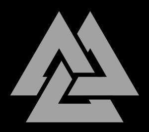 Символ Валькнут