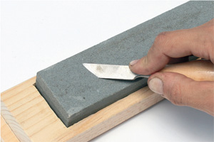 Заточка режущего инструмента