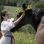 Конь в славянской культуре