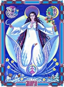 Мары, славянские праздники, ведические традиции и обряды
