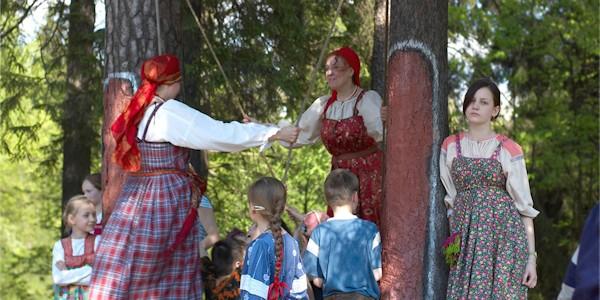 Славянские традиции и обряды, языческие праздники и гульбища