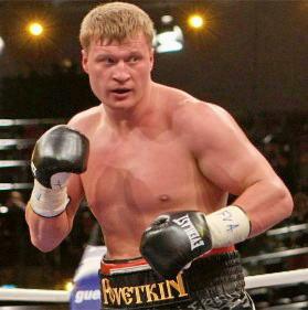 Славянский боксёр Поветкин