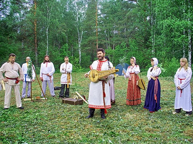 Славянские ведические праздники, обряды и традиции