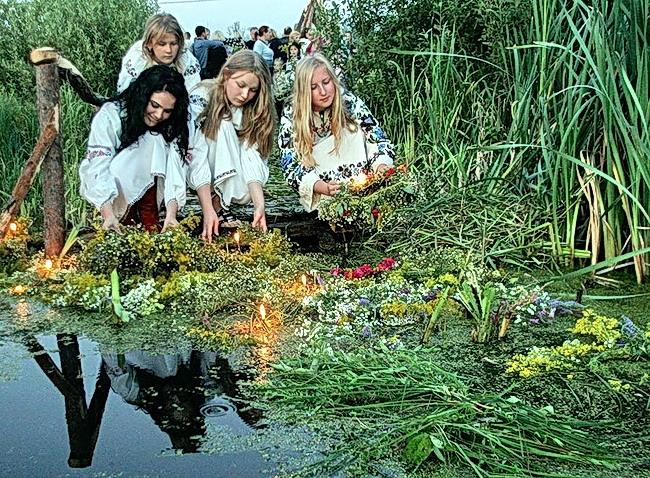 Славянские ведические праздники, традиции и обряды
