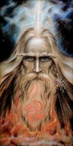 Верховное божество славян, Род, ведические боги