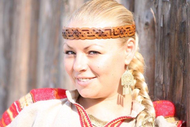 Женщина в славянском язычестве, роль девушки в жизни