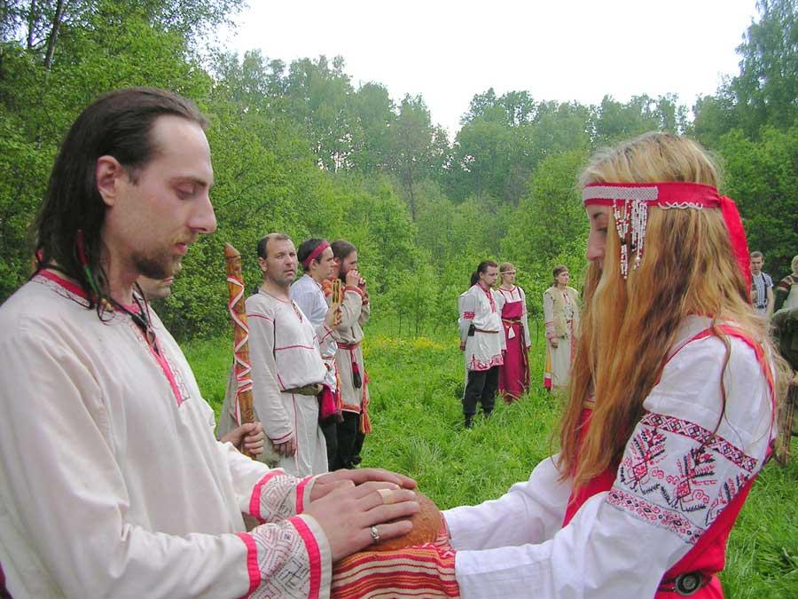 Славянские традиции, праздники и обряды