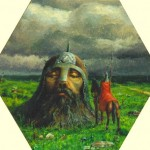 Славянский художник Сергей Панасенко