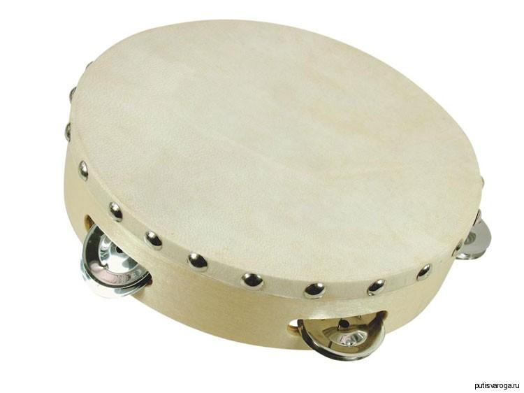 Музыкальный инструмент Бубен