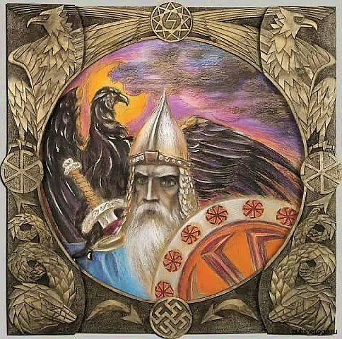 «Сварожичи» – языческая славянская община из Пермского края