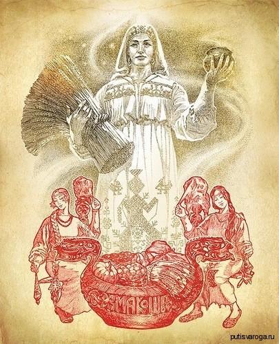 Кого из пантеона славянских богов следует выбрать женщине?