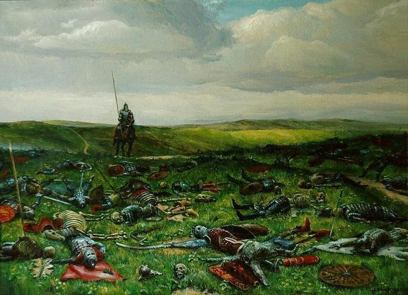 Мифы и конфликты, связанные со славянским язычеством.