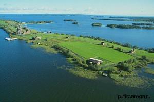Остров Кижи - жемчужина Российского деревянного зодчества