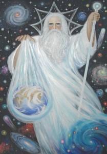 Бог род - небесный
