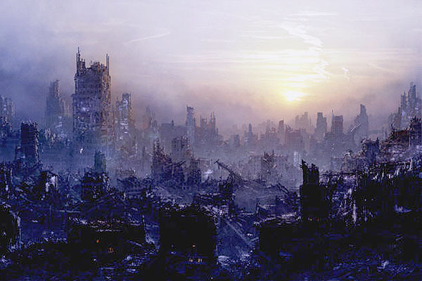 Конец света. Тотальная война