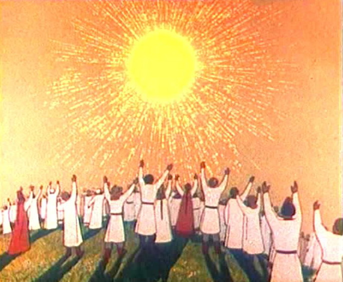 Встреча РА Солнца