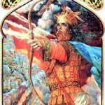 Славянский Бог Перун — Громовержец