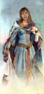 Богиня Карна