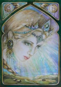 Богиня Додола