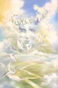 Триединая Богиня Лада!