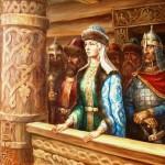 День памяти княгини Ольги (3 января)