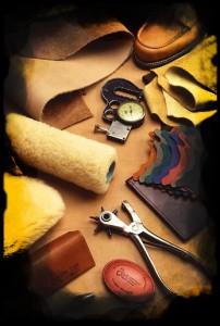 Работа с кожей, славянские ремёсла, традиционные изделия из кожи