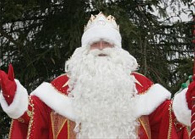 Новый год, славянский, Дед мороз.