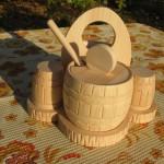 Деревянная посуда в ремесле