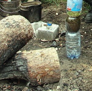 Фильтрация воды, ЧС, выживание