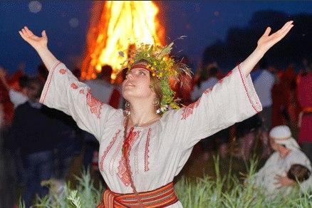 Славянские Ведические праздники. обряды и традиции
