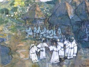 Славянские праздники, традиции и обряды