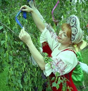 Славянские Ведические праздники традиции и обряды!