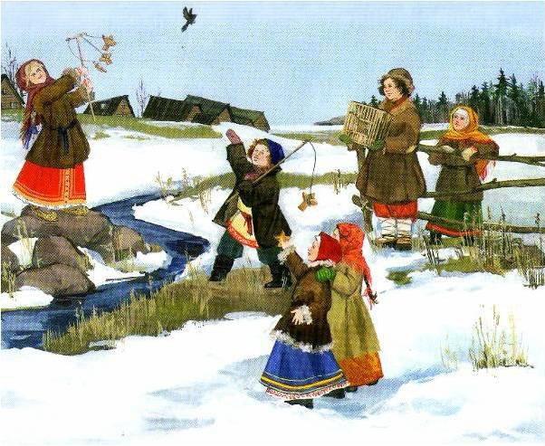 Славянские праздники, ведические традиции и обряды