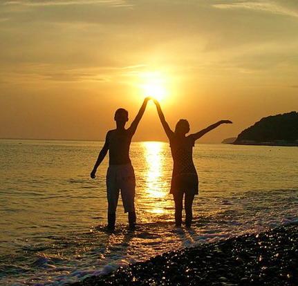 Взаимоотношения, поиск любви, вторая половинка, семейное счастье