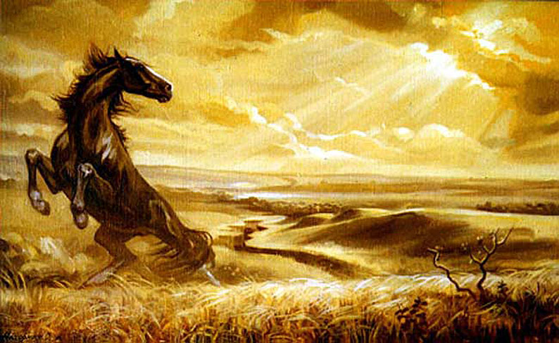 Тетмы славян, божественные животные в ведической культуре