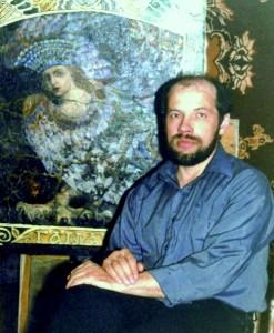 Славянский художник Виктор Корольков