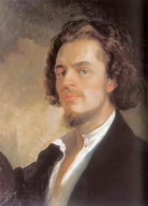 Славянский художник Константин Маковский