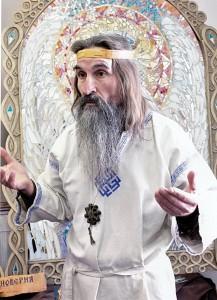 Славянский художник Валерий (Радомир) Семочкин