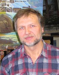 Славянский художник Александр Угланов