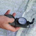Ориентация на местности. Чтение знаков