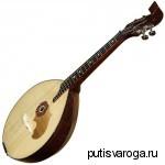 Домра – старинный народный струнный щипковый музыкальный инструмент