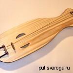 Гудок — русский народный музыкальный инструмент