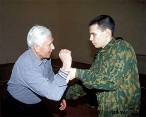 Русский рукопашный бой по системе Кадочникова