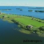 Остров Кижи — жемчужина Российского деревянного зодчества
