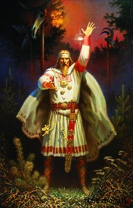 Триглав – универсальный системный славянский стиль